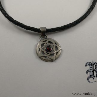 Flower Pentagram