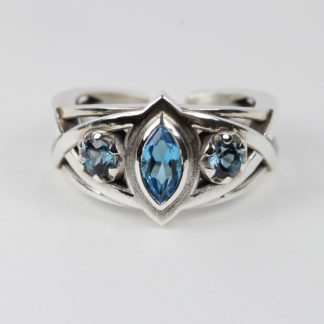 The Elven Crown ring