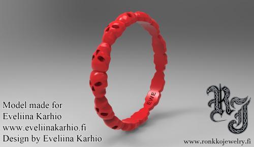 karhio skullring